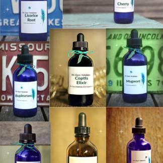 Herbs - Tinctures/Capsules/Teas